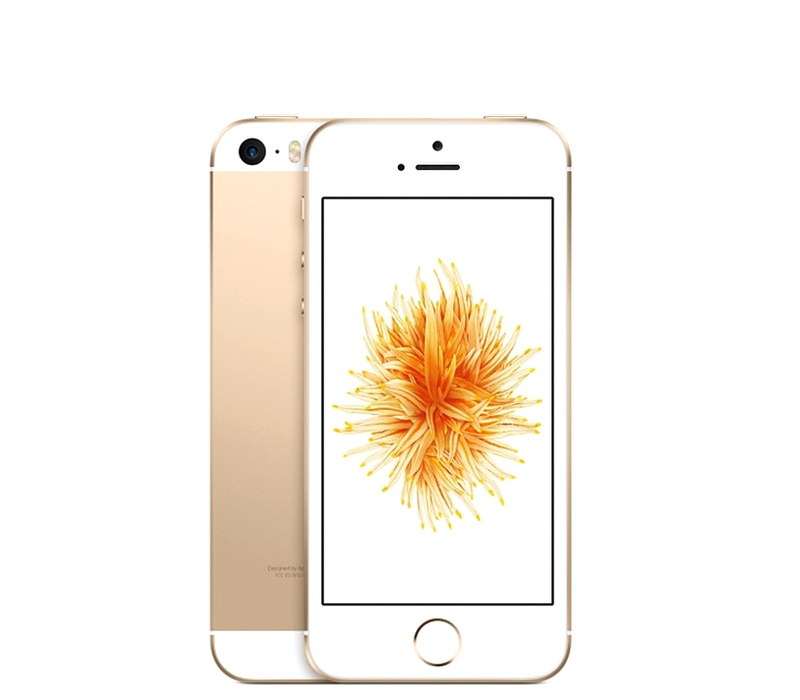 Apple iPhone SE 16GB Gold Kategórie: B