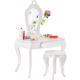 Aga4Kids Dětský kosmetický stolek MRDTC02W