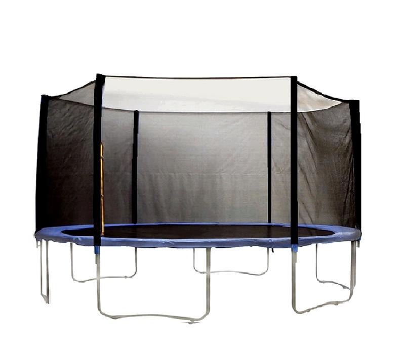 Aga SPORT TOP Trampolína 518 cm (17 ft) s ochrannou sieťou Blue