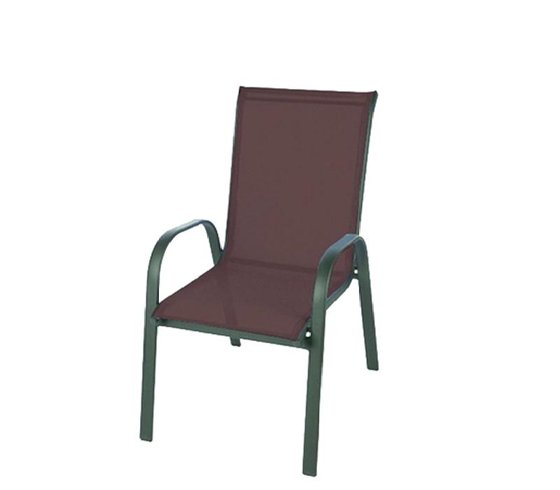 Linder Exclusiv Zahradní křeslo STAPEL MC330869 Brown