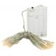 Linder Exclusiv Vianočná reťaz na batérie 50 LED Teplá biela