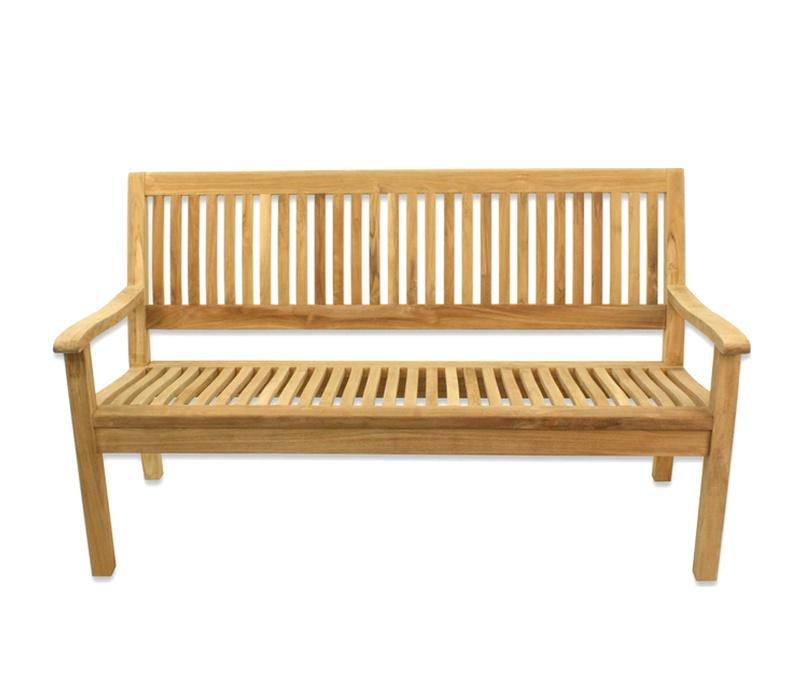 Linder Exclusiv Zahradní lavice KINGSBURY B29A 120 cm