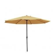 AGA CLASSIC 400 cm Coffee napernyő