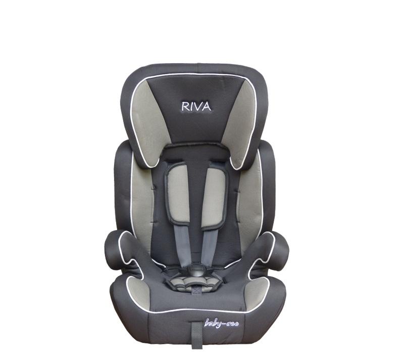 Baby Coo autosedačka RIVA 2018 Black Grey