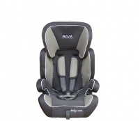 Baby Coo autosedačka RIVA Black Grey