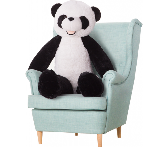 Aga4Kids Plyšová panda 130 cm