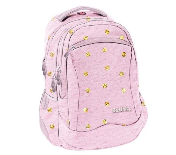Paso Školní batoh Gold Dots