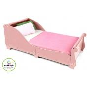 KidKraft SLEIGH Pink 160x75 cm fa gyerekágy