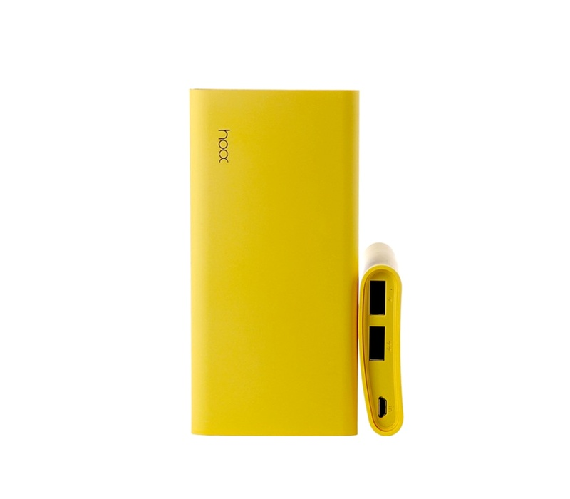 Hoox Comma 6000 mAh Yellow