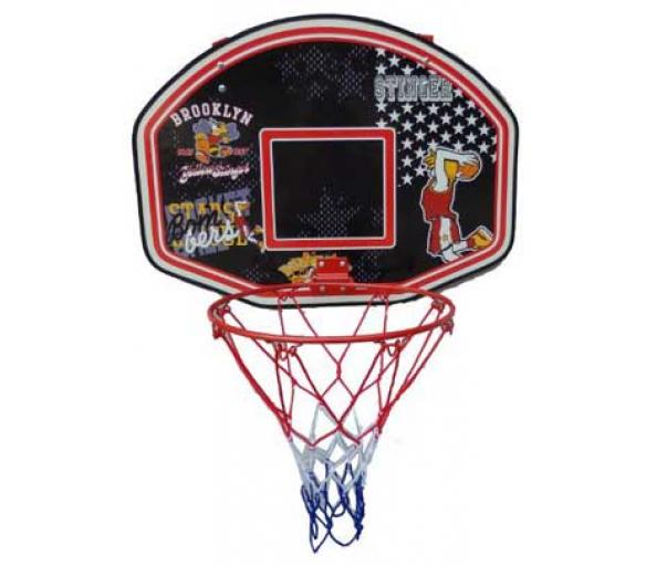 Spartan Basketbalový koš s deskou + míčem a pumpičkou