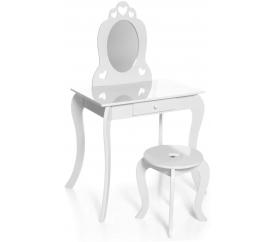 Aga4Kids Detský kozmetický stolík MRDTC01W