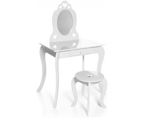 Aga4Kids Detský toaletný stolík MRDTC01W