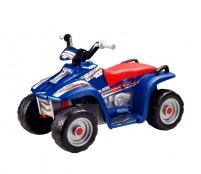 Peg-Perego Elektrická štvorkolka POLARIS SPORTSMAN 400 6V Blue