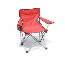 Linder Exclusiv Krzesło kempingowe SP1002 Red