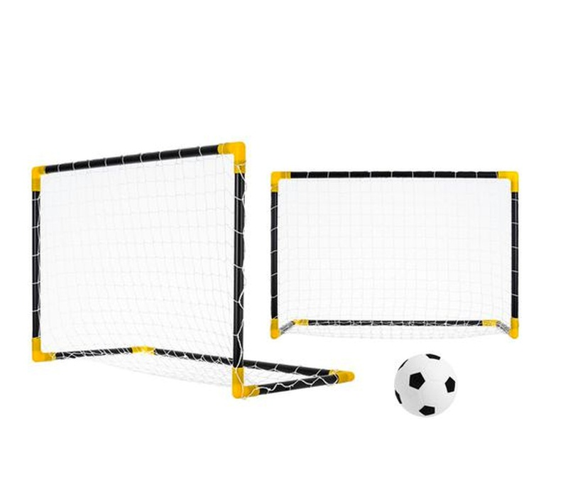 Spartan Fotbalový set MINI GOAL 91x61x45 cm