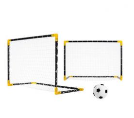 Spartan Fotbalový set MINI GOAL SET 91x61x45 cm