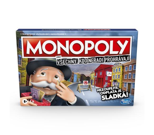Monopoly pro všechny, kdo neradi prohrávají