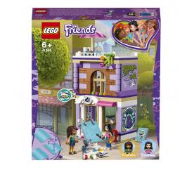 Lego Friends Emma a umělecké studio