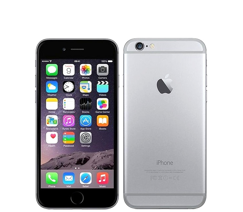 Apple iPhone 6 128GB Grey Kategorie: B