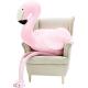 Aga4Kids Plüss flamingó 190 cm