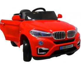 R-Sport Elektrické autíčko Cabrio B12 Červené