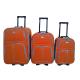 Linder Exclusiv COMFORT COLORS MC3052 S,M,L Orange - 3 részes bőrönd
