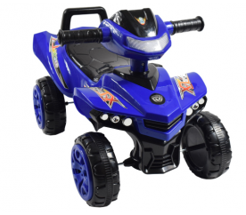 R-Sport Odrážedlo čtyřkolka J5 Blue