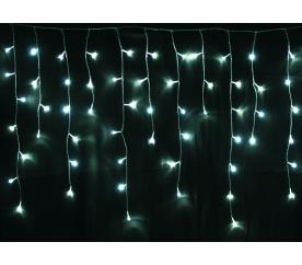 Linder Exclusiv Vianočný svetelný dážď 120 LED Studená biela