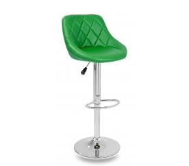 Tresko Barová židle Green