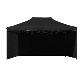 Aga sátor 3S 3x4,5 m Black