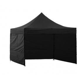 Aga Prodejní stánek 3S 2x2 m Black