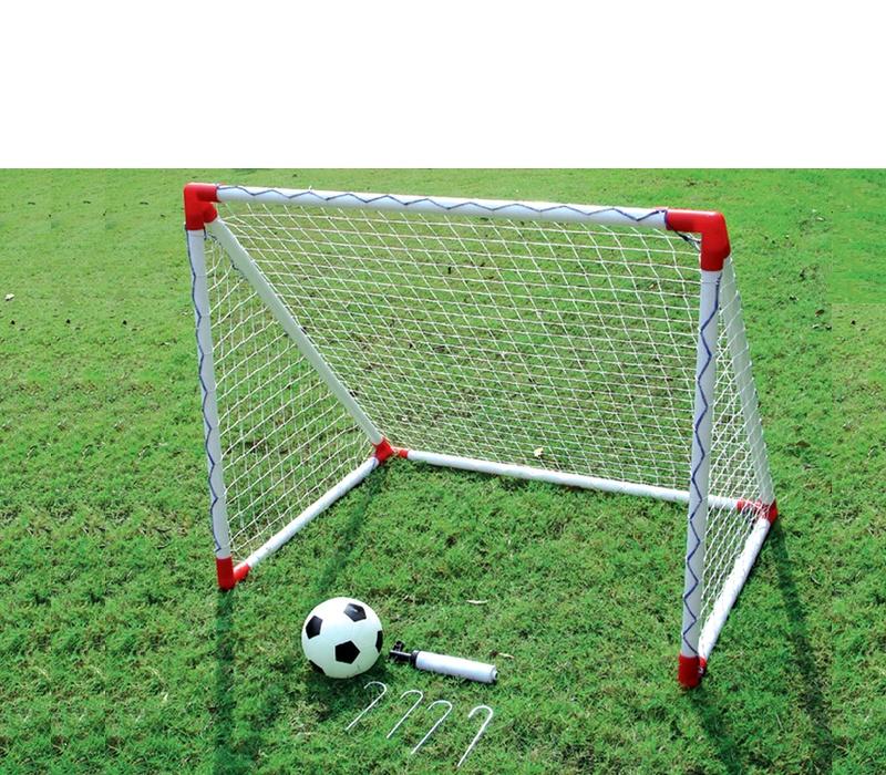 Aga Futbalový set JC-7129A 100x88x70 cm