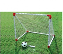 Aga Fotbalový set BACKYARD SOCCER JC-7129AS 100x88x70 cm