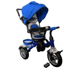 R-Sport multifunkciós tricikli 3v1 T3 Blue