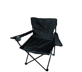 Linder Exclusiv ANGLER PO2430 Black Kemping szék