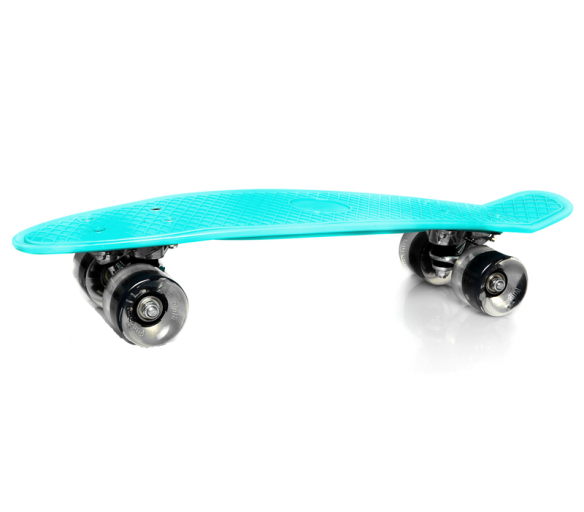 Aga Skateboard RETRO 7414 Turquise