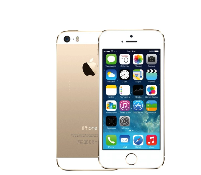 Apple iPhone 5S 16GB Gold Kategórie: C