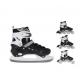 Nils Extreme gyerek korcsolya 4v1 NH10905 Black