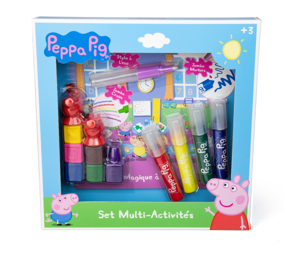 Darpeje Kreatívny set Peppa Pig