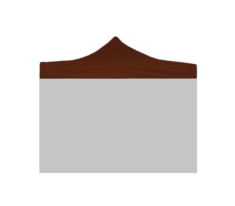 Aga Náhradní střecha 3x3 m Brown
