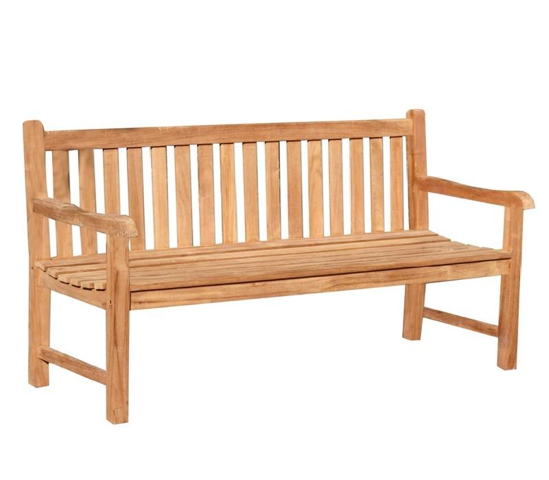 Linder Exclusiv Zahradní lavice PICADELLY B11E 180 cm