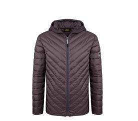 Versace 19.69 Kapucnis férfi kabát C47 Grey