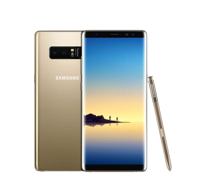 Samsung Galaxy Note 8 64GB Dual SIM Gold