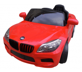 R-Sport Elektrické autíčko Cabrio B14 Červené