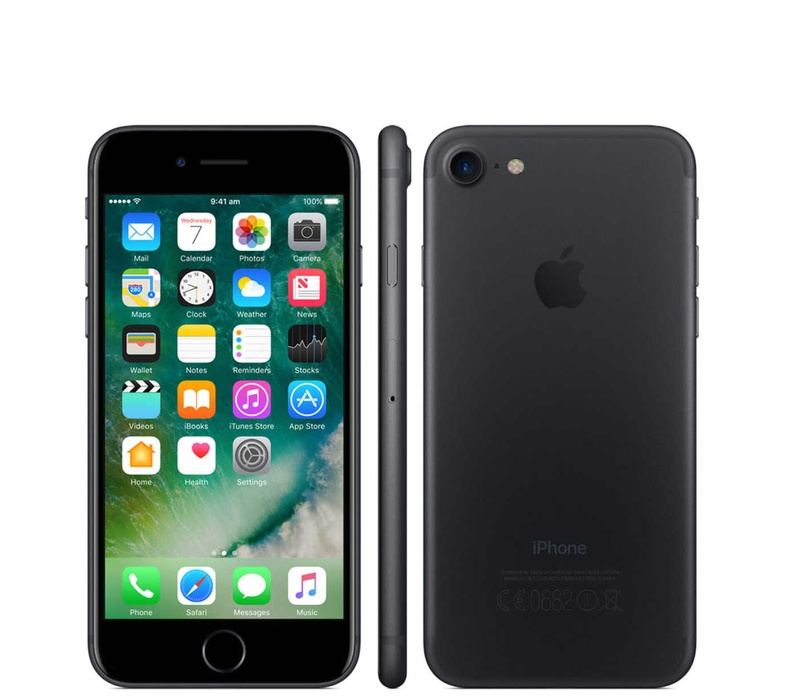 Apple iPhone 7 256GB Black Mate Kategorie: A