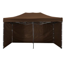 Aga Prodejní stánek 3S 3x6 m Brown
