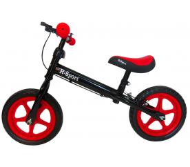 R-Sport Odrážedlo R4 Sport Black-Red