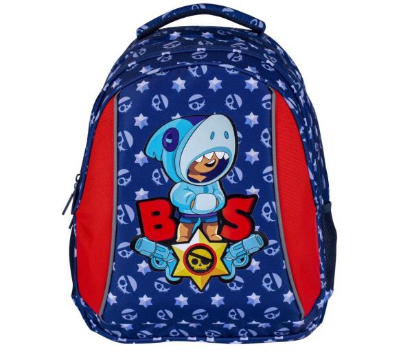 Astra Školní batoh AB320 Leon Shark