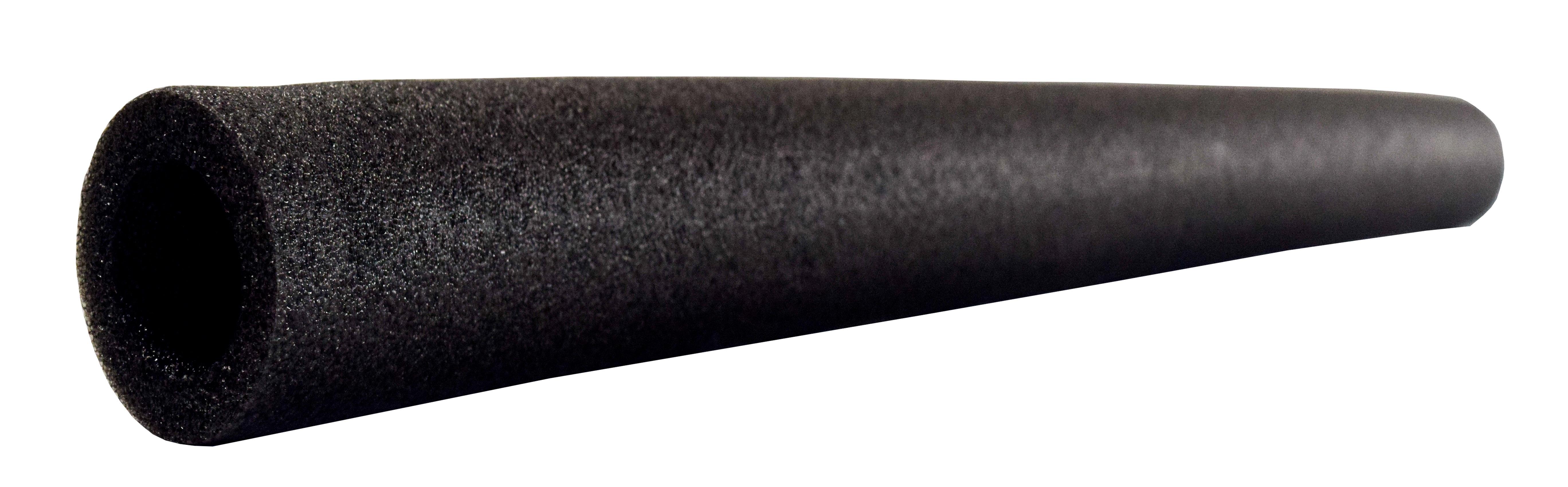 Aga Pěnová ochrana na trampolínové tyče MIRELON 90 cm Black