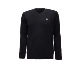 Fred Perry Sweter Black